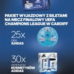 Konkurs Adidas UEFA w Tesco