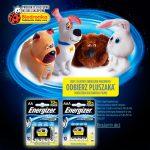 Pluszak gratis od Energizer w Biedronce