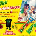 Konkurs Kaktus w sklepach Biedronka