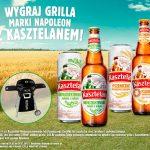 Konkurs Kasztelan w Carrefour – wygraj grilla