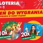Wielka Loteria Auchan  21 lat