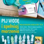 Konkurs Pij Wodę i spełniaj marzenia w Intermarche