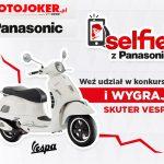 Konkurs fotograficzny Selfie z Panasonic