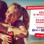 Loteria Smak Wakacji Coca-Cola – wygraj wakacje