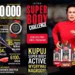 Loteria Mlekovita Super Body Challenge
