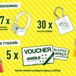 Loteria Tymbark w sklepach Freshmarket i Żabka