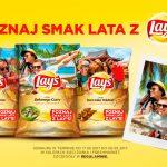 Konkurs Wakacje z Lay's w sklepach Żabka i Freshmarket