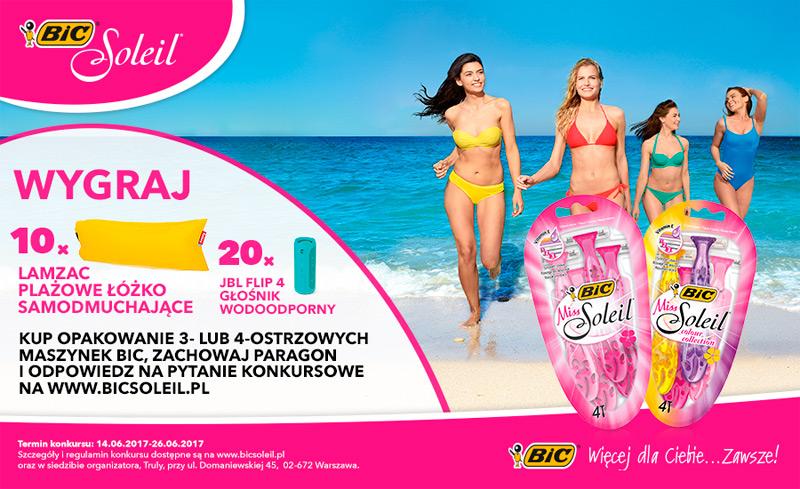 Konkurs BIC w Carrefour