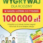 Loteria Groszek – sięgnij po 100 tysięcy złotych