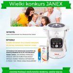 Konkurs Janex w sklepach Stokrotka