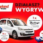 Loteria Leyland Trade – wygraj Citroena Berlingo