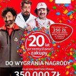 Urodzinowa loteria Selgros na 20 lat w Polsce