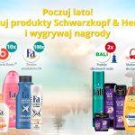 Loteria Poczuj Lato z Fa i Schwarzkopf & Henkel