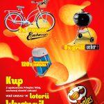 Loteria Grillowanie z Pringles w Carrefour