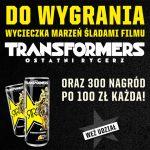 Konkurs Rockstar Energy Drink – śladami filmu Transformers