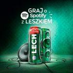 Konkurs Graj o Spotify z Leszkiem