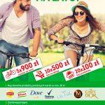 Konkurs Unilever – Wygraj na lato w Intermarche