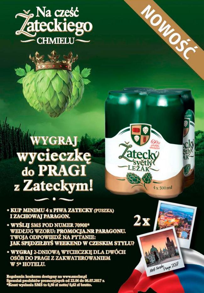 Konkurs Zetecky w Tesco