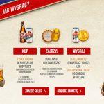 Loteria Złote w Tyskim – wygraj monetę lub 1000 zł
