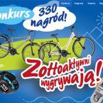 Konkurs Zottoaktywni w sklepach Biedronka