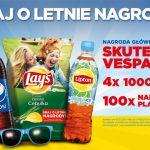 Konkurs Lay's, Pepsi i Lipton w Carrefour – chwytaj lato