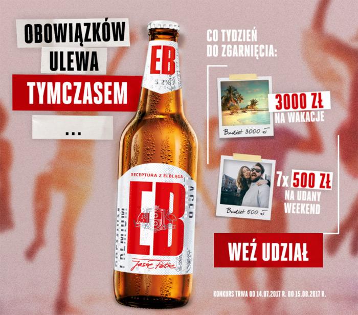 Wakacyjny konkurs EB w sklepach Stokrotka
