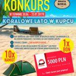Konkurs Koralowe Lato w Kupcu