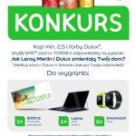 Konkurs Dulux w Leroy Merlin Gdańsk