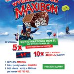Konkurs Maxibon w sklepach Żabka i Freshmarket