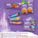 Konkurs Wakacje marzeń z Milką w Carrefour