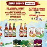 Piwna loteria w Intemarche