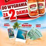 Konkurs Pudliszki – do wygrania za 2 dania