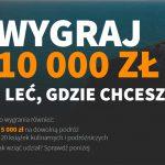 Konkurs Sphinx – wygraj 10 000 zł i leć gdzie chcesz