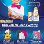 Konkurs Vanish w Tesco – zabłyśnij już pierwszego dnia szkoły