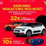 Loteria Coca-Cola w Biedronce 2017: Wakacyjna Wolność