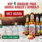 Loteria Warka Radler w Intermarche – smakuj lato na okrągło
