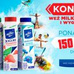 Konkurs Milko – weź na drogę i wygrywaj