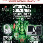 Muzyczna loteria Heineken w Stokrotce