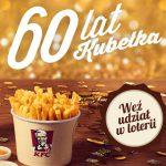 Loteria urodzinowa kubełka KFC