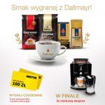Konkurs Smak wygranej z Dallmayr w Netto