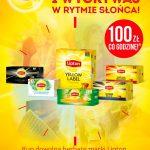 Loteria Lipton: wygrywaj w rytmie słońca 100 zł co godzinę