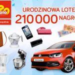 POLOteria 2017: Urodzinowa loteria POLOmarket