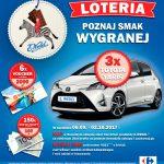 Loteria Wedel w Carrefour: Poznaj smak wygranej