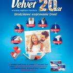 Konkurs Velvet w Tesco