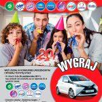 Urodzinowy konkurs w Intermarche