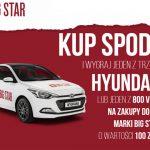 Loteria Big Star – wygraj samochód