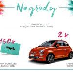 Konkurs Douglas Odkryj krainę piękna i wygraj Fiata 500