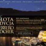 Loteria Złota Edycja Ferrero Rocher