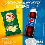 Konkurs Jesienne wieczory z Lay's i Pepsi w Delikatesy Centrum
