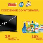 Loteria Pronto, Duck i Mr Muscle – Rodzina wygrywa
